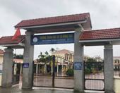 Hải Phòng kết luận vụ Hiệu phó bắt học sinh tự tát vào mặt