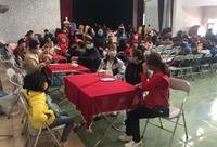 Cán bộ, công chức VKSND huyện Bảo Thắng tham gia hiến máu tình nguyện
