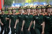 18 trường Quân đội tuyển sinh 5 400 chỉ tiêu năm 2020
