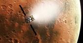 """Nhật Bản chuẩn bị """"cắm cờ"""" trên 2 mặt trăng của Sao Hỏa"""