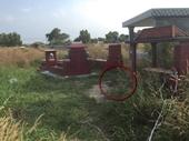 Vụ thi thể bị đốt trong nghĩa địa Công an thông báo tìm nạn nhân