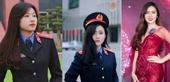 3 nữ sinh tài sắc nổi bật Đại học Kiểm sát Hà Nội