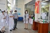Bệnh nhân trở về từ Chungcheon, Hàn Quốc đang cách ly cho kết quả xét nghiệm âm tính