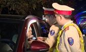 Một tài xế ô tô bị phạt hơn 40 triệu đồng vì điều khiển xe sau khi  nhậu