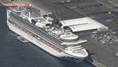 Thêm 1 hành khách của du thuyền Diamond Princess tử vong