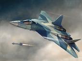 Nga phát triển tên lửa siêu thanh hạt nhân cho máy bay chiến đấu Su-57