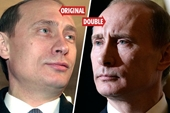 Tổng thống Putin hé lộ nghi án có người thế thân