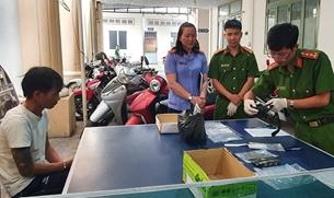 Bắt đối tượng tàng trữ số lượng ma túy khủng ở Kiên Giang