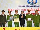 Khen thưởng lực lượng triệt phá đường dây ma túy xuyên quốc gia