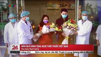 Món quà dành tặng ngày thầy thuốc Việt Nam