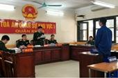 Viện kiểm sát quân sự khu vực 33 tổ chức phiên tòa rút kinh nghiệm