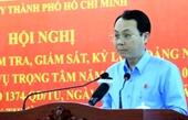TP HCM cách chức, khai trừ nhiều đảng viên