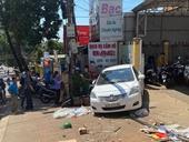HY HỮU Xe ô tô không người lái tông người phụ nữ tử vong