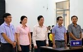Phó Chủ tịch UBND TP Nha Trang lĩnh án 9 tháng tù