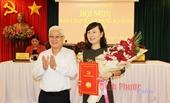 Bình Phước có nữ Phó Bí thư Thường trực Tỉnh ủy sinh năm 1975