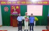 Trao quyết định bổ nhiệm Phó Viện trưởng VKSND huyện Chợ Mới