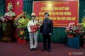 Bổ nhiệm chức vụ Phó Viện trưởng VKSND tỉnh Thừa Thiên - Huế