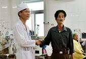 Phẫu thuật khẩn cấp cứu sống bệnh nhân nguy kịch do tai nạn giao thông