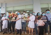 Toàn bộ công dân Việt Nam về từ tâm dịch Vũ Hán được ra viện
