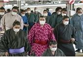 Lo dịch COVID-19, giải đấu Sumo lừng danh lần đầu tiên phải tổ chức kín