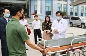 Chống lây chéo dịch COVID-19 trong bệnh viện và dừng đón chuyến bay từ Hàn Quốc