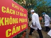 45 trường hợp cách ly tại Khánh Hòa có kết quả xét nghiệm âm tính