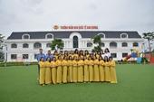 Trường mầm non quốc tế Ánh Dương Sunshine International Kindergarten   Ươm mầm nhân cách, nuôi dưỡng tài năng