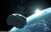 Một tiểu hành tinh có kích thước của đỉnh Everest đang hướng về phía Trái đất