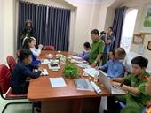 Vụ Công ty Alibaba lừa đảo Công an bắt tạm giam 13 người tiếp tay Nguyễn Thái Luyện