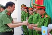 Công an tỉnh Đồng Nai điều động, luân chuyển 322 lãnh đạo, chỉ huy