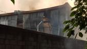 Cháy lớn trong khu công nghiệp tỉnh Bình Phước