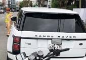 Sử dụng xe mang biển số của xe khác, bị xử phạt hơn 22 triệu đồng