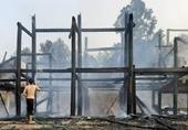 Hỏa hoạn thiêu rụi ngôi nhà người phụ nữ đúng ngày 8 3
