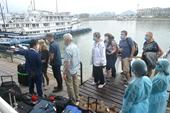 4 du khách nhiễm Covid-19, Quảng Ninh phong tỏa 4 địa điểm và 18 tàu du lịch