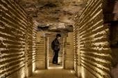 Kim tự tháp lâu đời nhất Ai Cập lần đầu tiên mở cửa