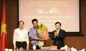 Chuẩn y đồng chí Nguyễn Huy Tiến giữ chức Bí thư Đảng ủy VKSND tối cao