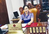 Nữ Viện trưởng quyết đoán, nhiệt huyết với nghề
