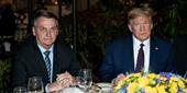 Tổng thống Brazil nhiễm Covid-19, ông Trump có nguy cơ cực cao