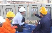 EVN SPC tăng cường cấp điện chung tay chống hạn mặn tại miền Tây Nam bộ