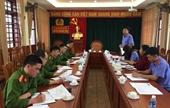 Kiểm sát việc giải quyết tố giác, tin báo tội phạm tại huyện Hương Sơn