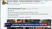 Người nước ngoài tin công tác phòng, chống Covid-19 của Việt Nam sẽ thành công
