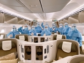 NÓNG Thông báo 8 chuyến bay có hành khách mắc COVID-19