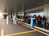 Sân bay Vân Đồn vừa đón 158 công dân Việt Nam từ châu Âu