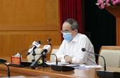 TP HCM sẵn sàng các tình huống, kịch bản phòng, chống dịch Covid-19