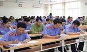 783 công chức trúng tuyển kỳ thi Kiểm sát viên các ngạch