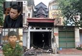 NÓNG Nhân thân khó tin về kẻ phóng hỏa đốt nhà làm 2 vợ chồng và con trai tử vong