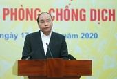 Thủ tướng Những lúc khó khăn nhất là dịp thể hiện bản lĩnh, khí chất con người Việt Nam