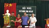 VKSND huyện Mường Tè ký kết chương trình phối hợp trong công tác bảo vệ phụ nữ và trẻ em gái