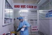 Ca mắc Covid-19 thứ 67 tại Việt Nam từng đến Malaysia với ca bệnh 61