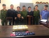 Bắt đối tượng vận chuyển 6kg ma túy đá, hơn 3 000 viên ma túy tổng hợp